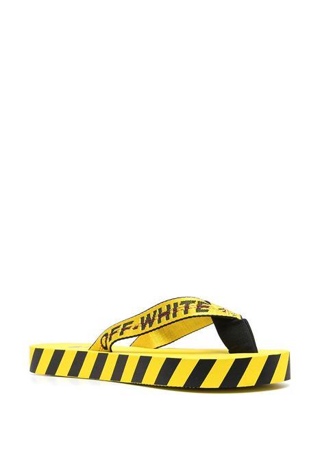 Infradito OFF WHITE | INFRADITO | OMIC002R21MAT0021810