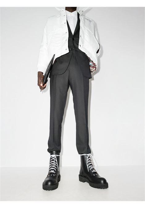 Stivali neri OFF WHITE | STIVALI | OMID003R21LEA0011000