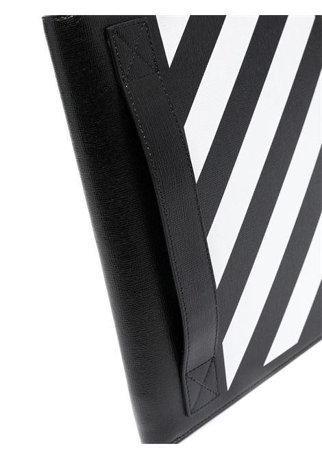 Pochette OFF WHITE | PICCOLA PELLETTERIA | OMNJ005R21LEA0011001