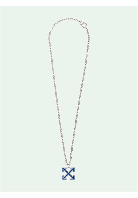 Necklace OFF WHITE | NECKLACES | OMOB095S21MET0017845