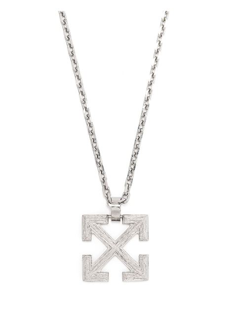 Necklace OFF WHITE | NECKLACES | OMOB096S21MET0017800