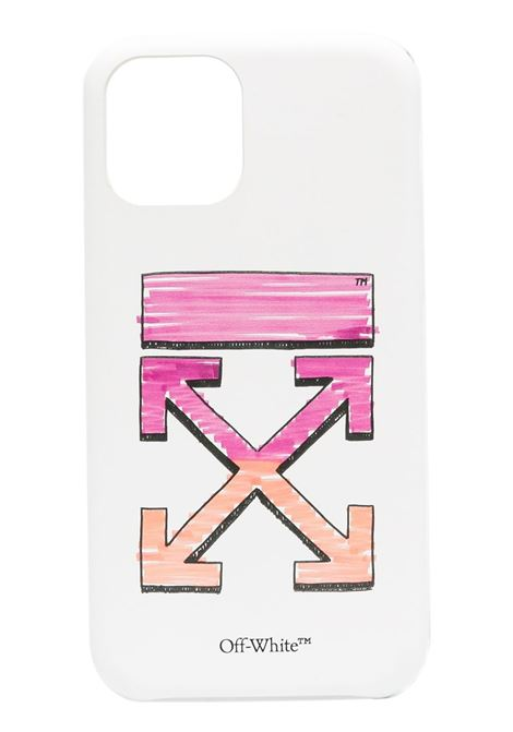 Cover Iphone OFF WHITE | OMPA018R21PLA0060132