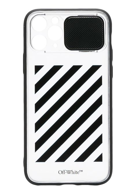 Cover iPhone OFF WHITE | COVER IPHONE | OMPA018R21PLA0071010