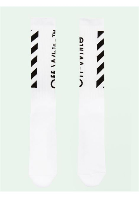 Calzini OFF WHITE | CALZINI | OMRA001R21KNI0030110