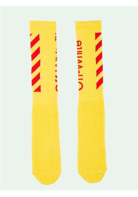 Calzini OFF WHITE | CALZINI | OMRA001S21KNI0031925