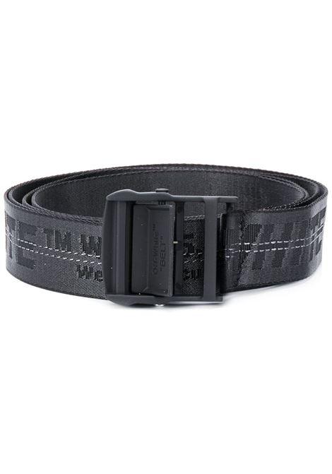 Cintura OFF WHITE | CINTURE | OMRB012R21FAB0011010