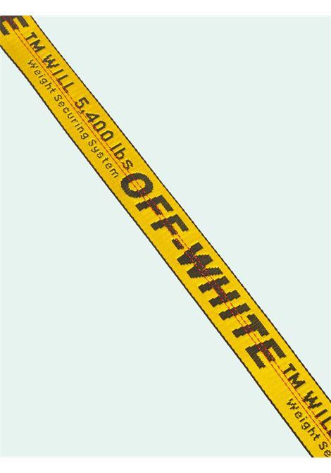 Cintura OFF WHITE | CINTURE | OMRB012R21FAB0011810