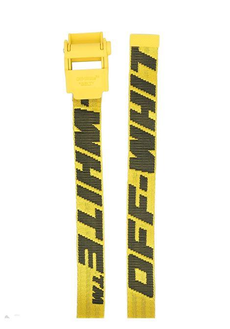 Cintura OFF WHITE | CINTURE | OMRB021R21FAB0021810