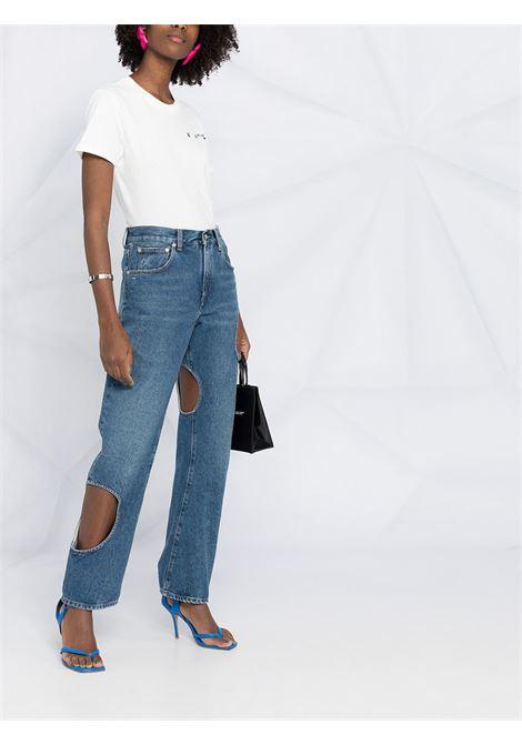 T-shirt bianca OFF WHITE | T-SHIRT | OWAA049R21JER0010331
