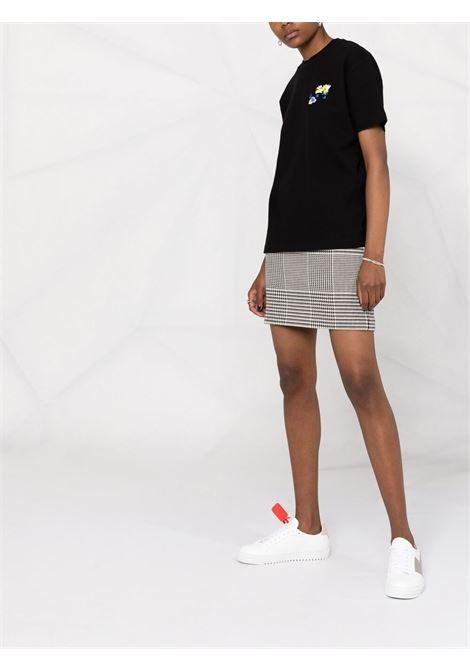 Black t-shirt OFF WHITE | T-SHIRT | OWAA089S21JER0021001