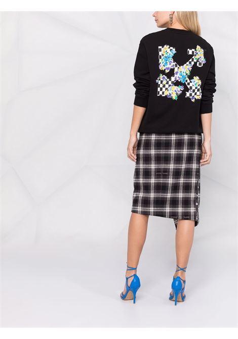 Black sweatshirt OFF WHITE | SWEATSHIRTS | OWBA055S21JER0021001