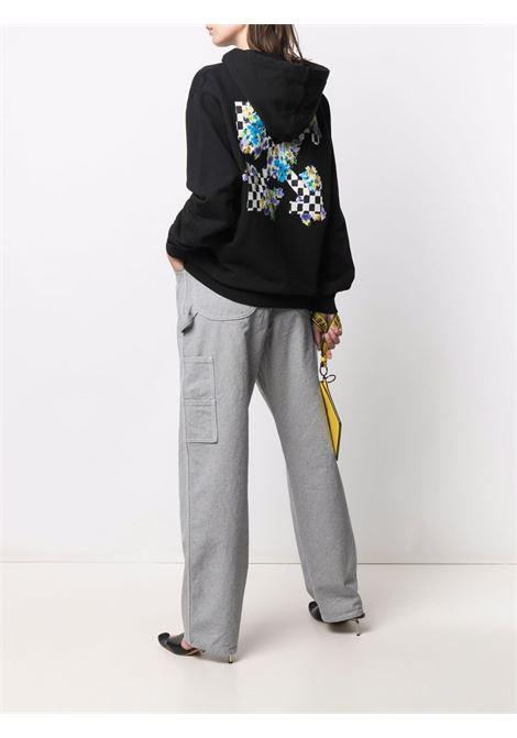 Black sweatshirt OFF WHITE | SWEATSHIRTS | OWBB035S21JER0021001