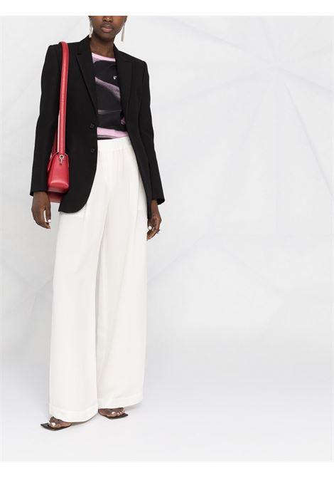 Pantalone bianco OFF WHITE | PANTALONI | OWCA125S21FAB0041700