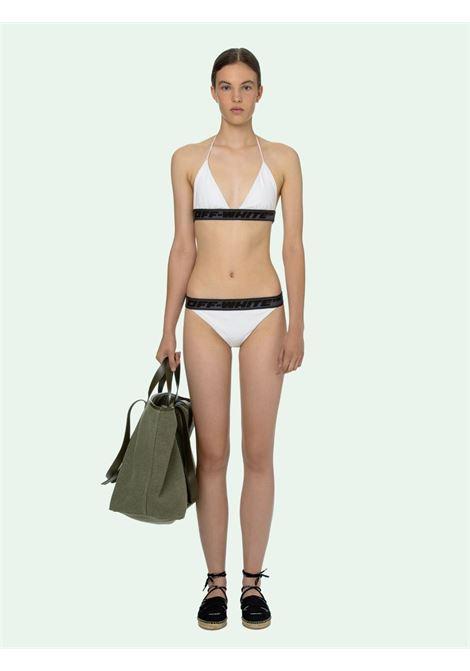 Bikini bianco OFF WHITE | BIKINI | OWFA034R21JER0010100