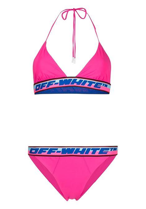 Bikini fucsia OFF WHITE | BIKINI | OWFA034R21JER0013200