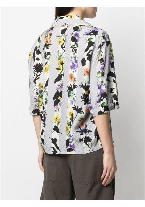 Camicia OFF WHITE | CAMICIE | OWGA071S21FAB0020109