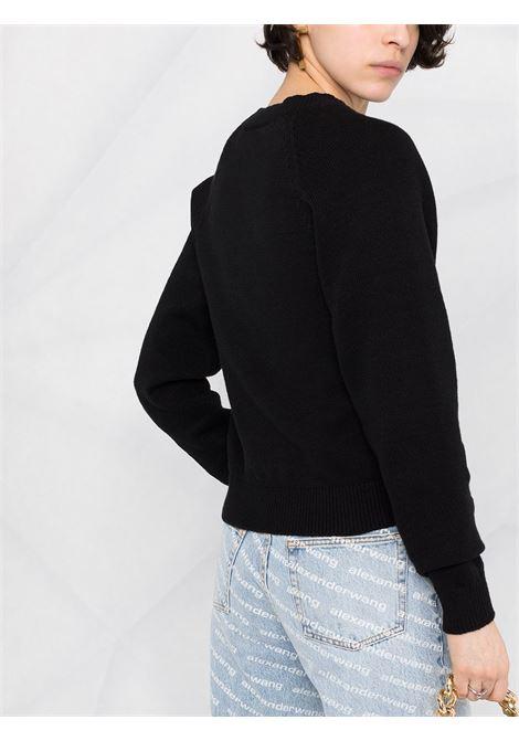 Maglione nero OFF WHITE | MAGLIONE | OWHE052S21KNI0011007