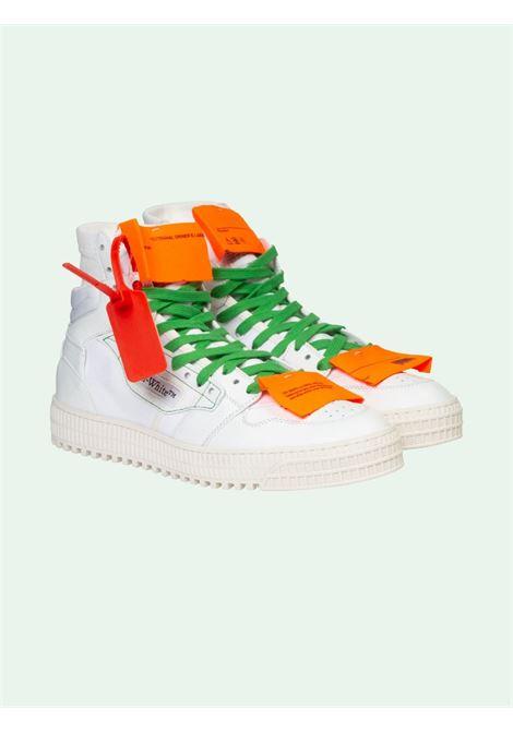 White sneakers OFF WHITE | SNEAKERS | OWIA112R21LEA0030100