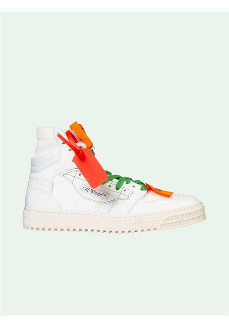 White sneakers OFF WHITE   SNEAKERS   OWIA112R21LEA0030100