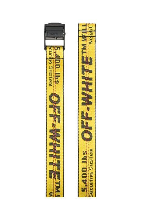 Belt OFF WHITE   BELTS   OWRB011R21FAB0011810