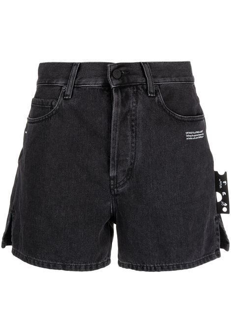 Shorts OFF WHITE | SHORTS | OWYC007S21DEN0020900