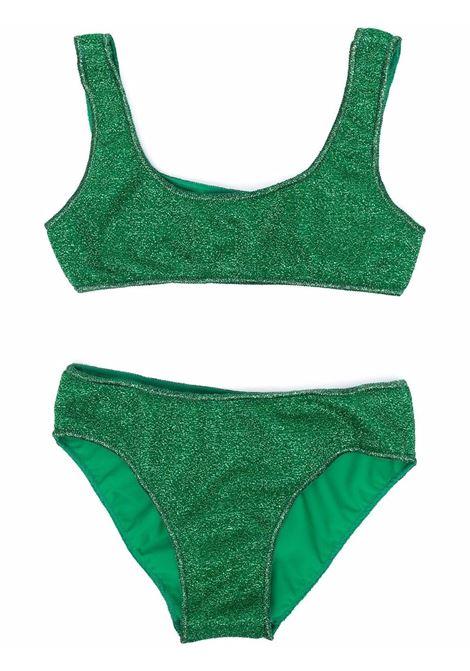 Bikini OSEREE SWIMWEAR KIDS | BIKINI | LSS205GLUREXEMERALDGREEN