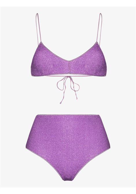 Set bikini OSEREE SWIMWEAR | BEACHWEAR | LMS803LUREXLILAC