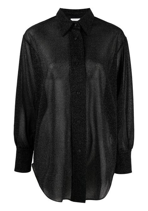 Black shirt OSEREE SWIMWEAR | SHIRTS | LSF202LUREXBLACK