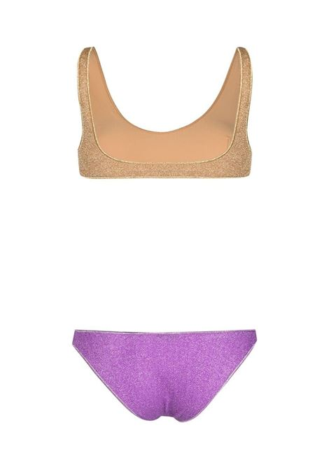 Beachwear OSEREE SWIMWEAR | BIKINI | LSS205LUREXGOLDLILAC
