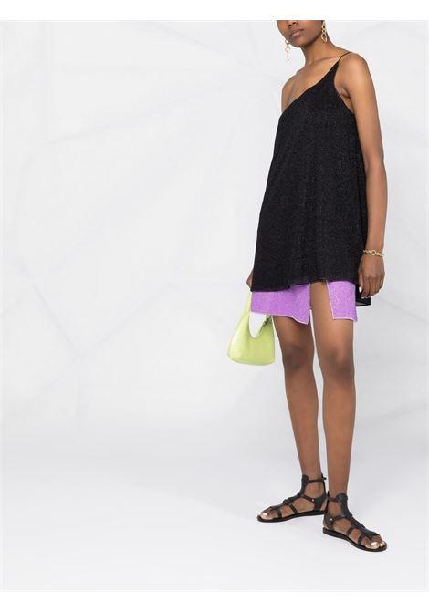Black dress OSEREE SWIMWEAR | DRESS | LSS216LUREXBLACK