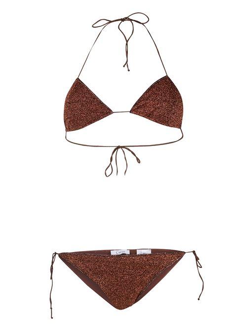 Beachwear OSEREE SWIMWEAR | BEACHWEAR | LTS601LUREXBROWN