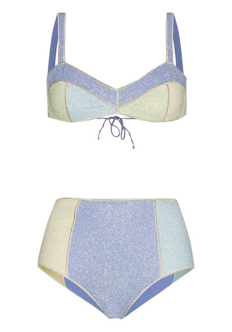 Bikini OSEREE SWIMWEAR | BEACHWEAR | SRS216TULLESHINEMULTICOLOR