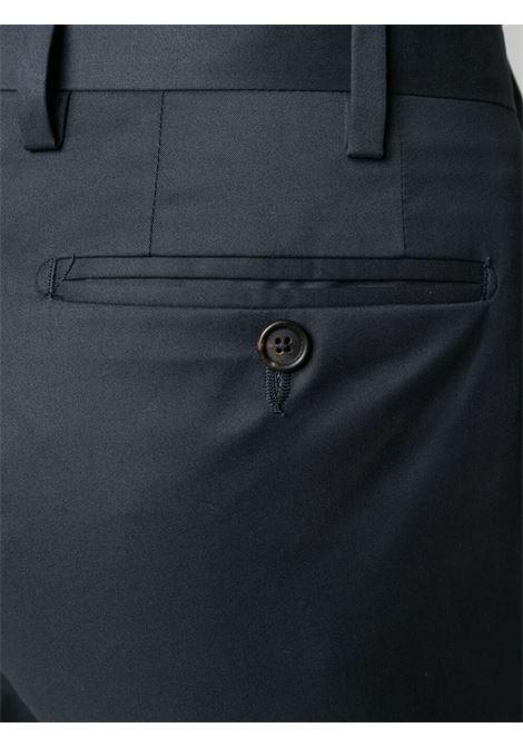 Pantalone blu PAL ZILERI | PANTALONI | S3130ZE410516