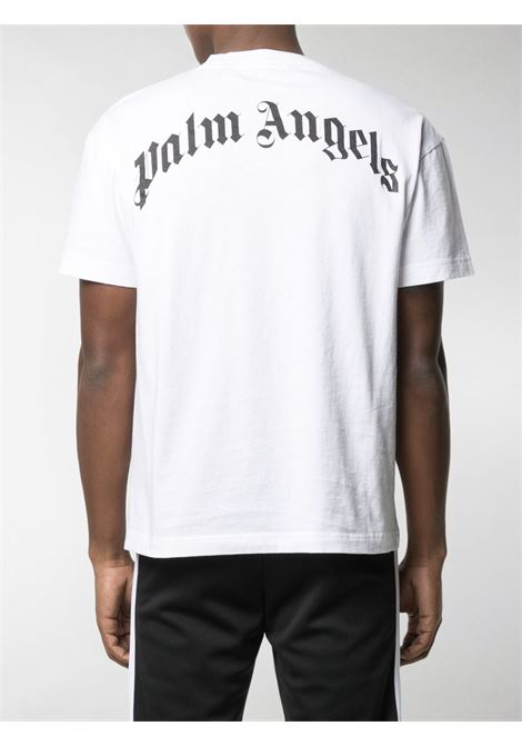 White t-shirt PALM ANGELS |  | PMAA001R21JER0010160