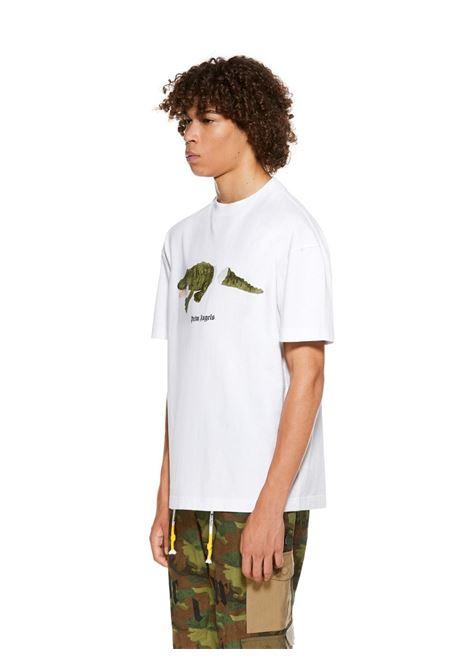 White t-shirt PALM ANGELS |  | PMAA001R21JER0020155
