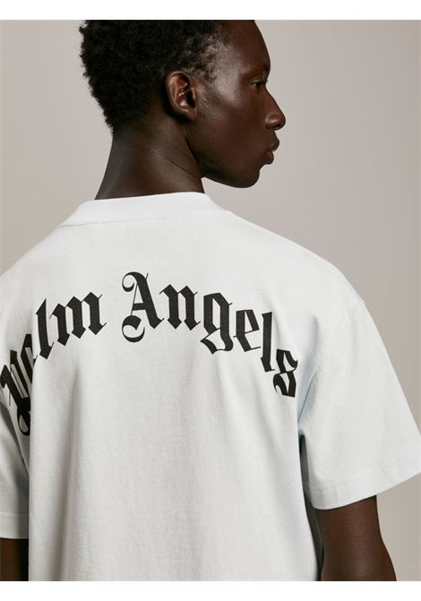 T-shirt bianca PALM ANGELS | T-SHIRT | PMAA001S21JER0184460