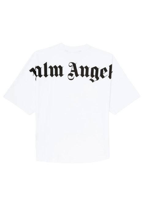 T-shirt bianca PALM ANGELS | T-SHIRT | PMAA002R21JER0010110