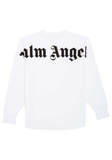 T-shirt bianca PALM ANGELS | T-SHIRT | PMAB001R21JER0010110