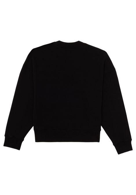 Black sweatshirt PALM ANGELS |  | PMBA026R21FLE0021055