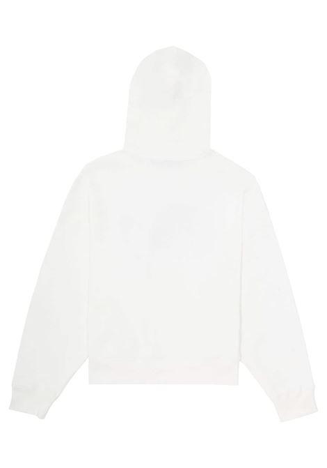 Felpa bianca PALM ANGELS | FELPE | PMBB058R21FLE0010160