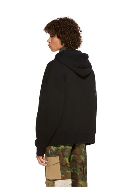 Black sweatshirt PALM ANGELS |  | PMBB058R21FLE0011060