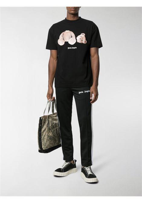 Pantalone nero PALM ANGELS | PANTALONI | PMCA007R21FAB0011001