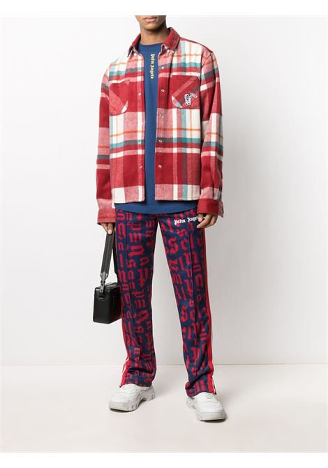 Red/blue trousers PALM ANGELS |  | PMCA007R21FAB0024525