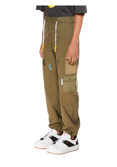 Green trousers PALM ANGELS |  | PMCA085R21FAB0025661
