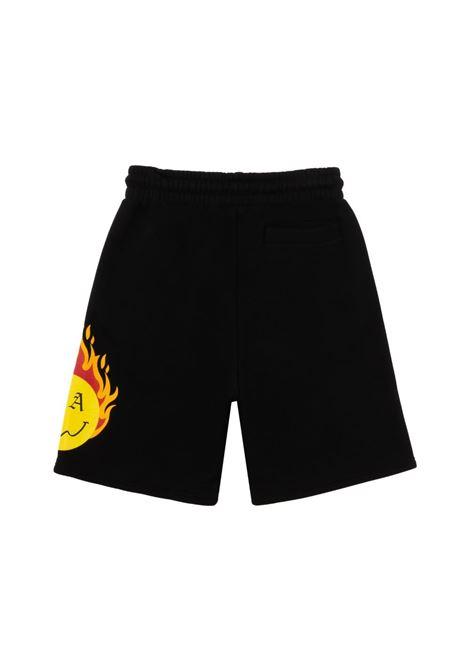 Black shorts PALM ANGELS |  | PMCI010R21FLE0011018