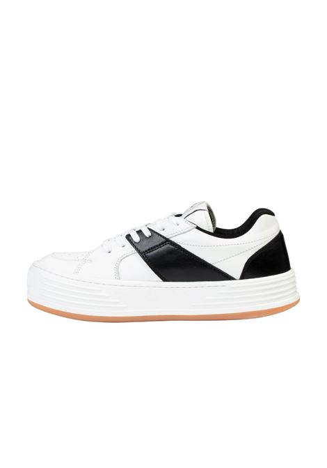 Sneakers bianca PALM ANGELS | SNEAKERS | PMIA051R21LEA0020110