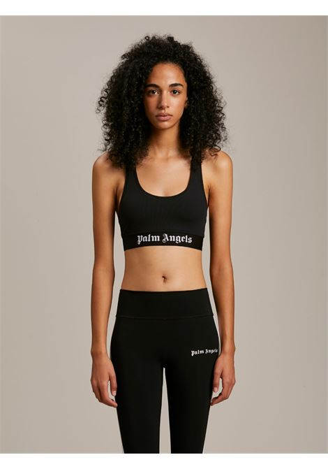 Sports bra PALM ANGELS |  | PWAE001S21FAB0011001