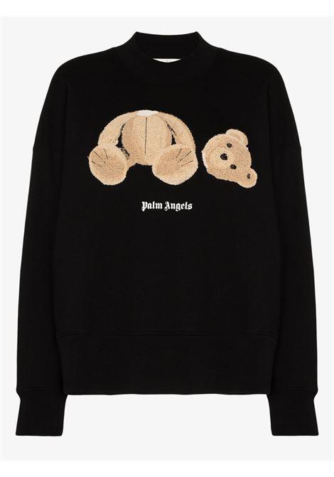 Black sweatshirt PALM ANGELS |  | PWBA017S21FLE0071060
