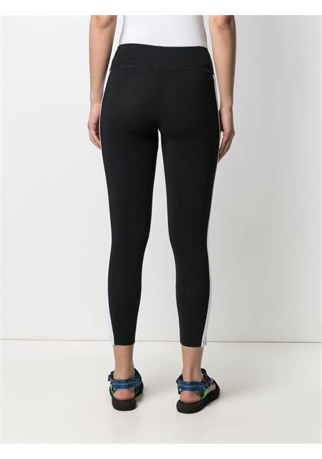 Black leggings PALM ANGELS |  | PWVG001S21FAB0021001