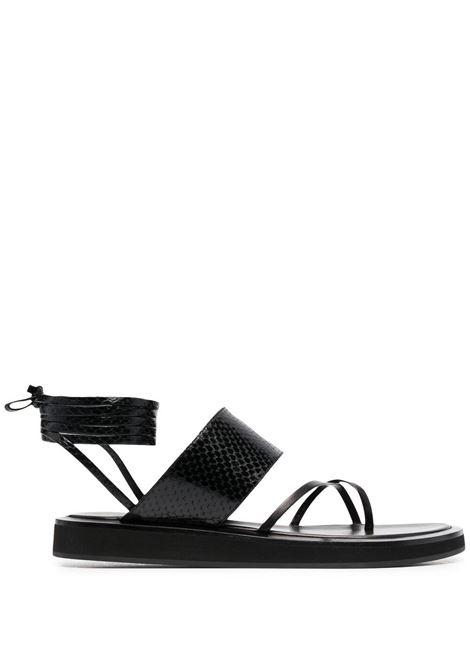 Sandals  PARIS TEXAS |  | PX568XPNPPNERO